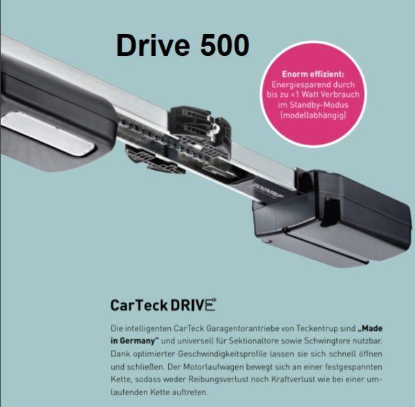 Antrieb-drive-500-Teckentrup-Sektional-Garagentore