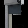 Garagentore Rolltore Anthrazitgrau - Antrieb Fernbedienung Zubehör